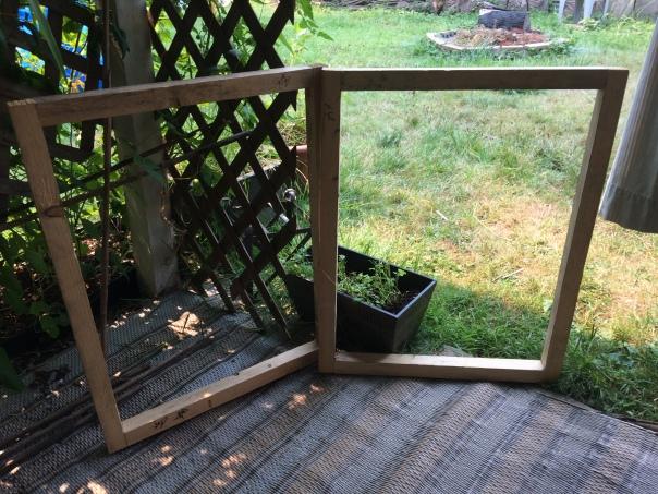 Sound Panel frames